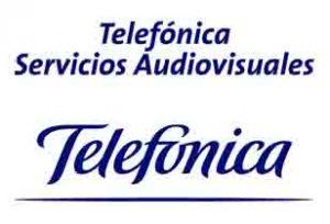 logo-telefónica-servicios-audiovisuales